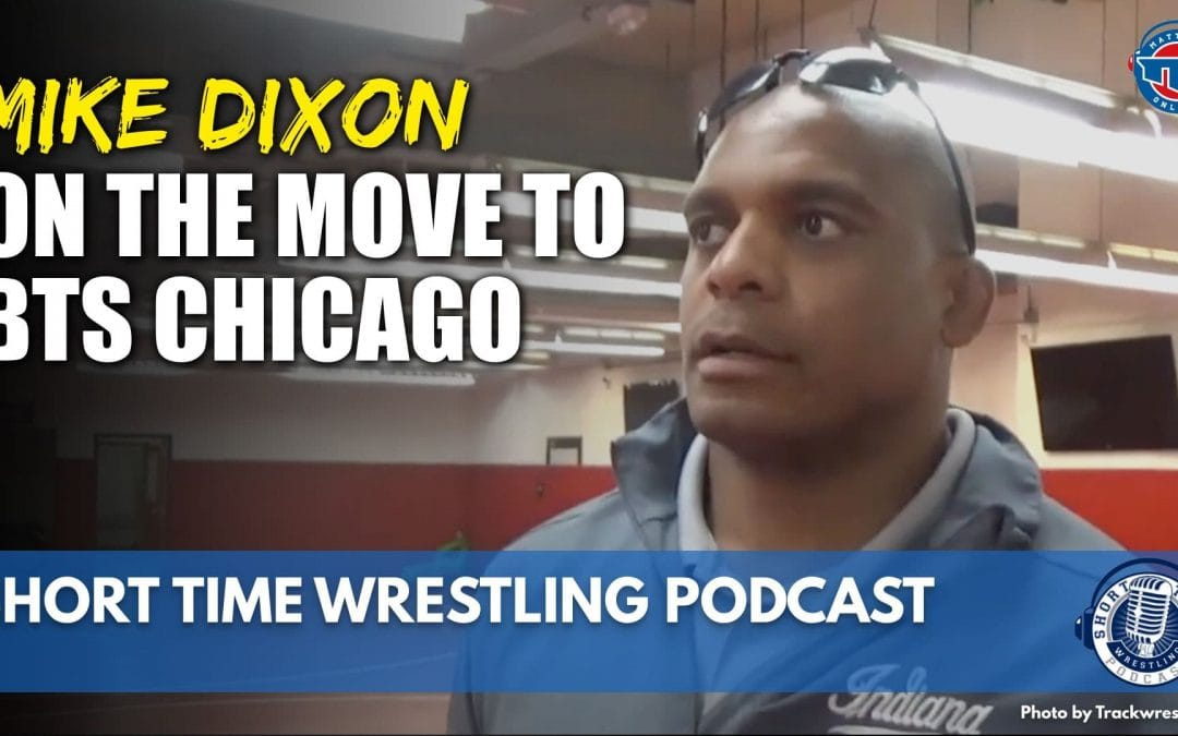 Looking to make a difference with BTS Chicago's Mike Dixon