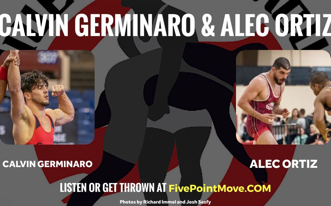 5PM41: Calvin Germinaro and Alec Ortiz of the Minnesota Storm