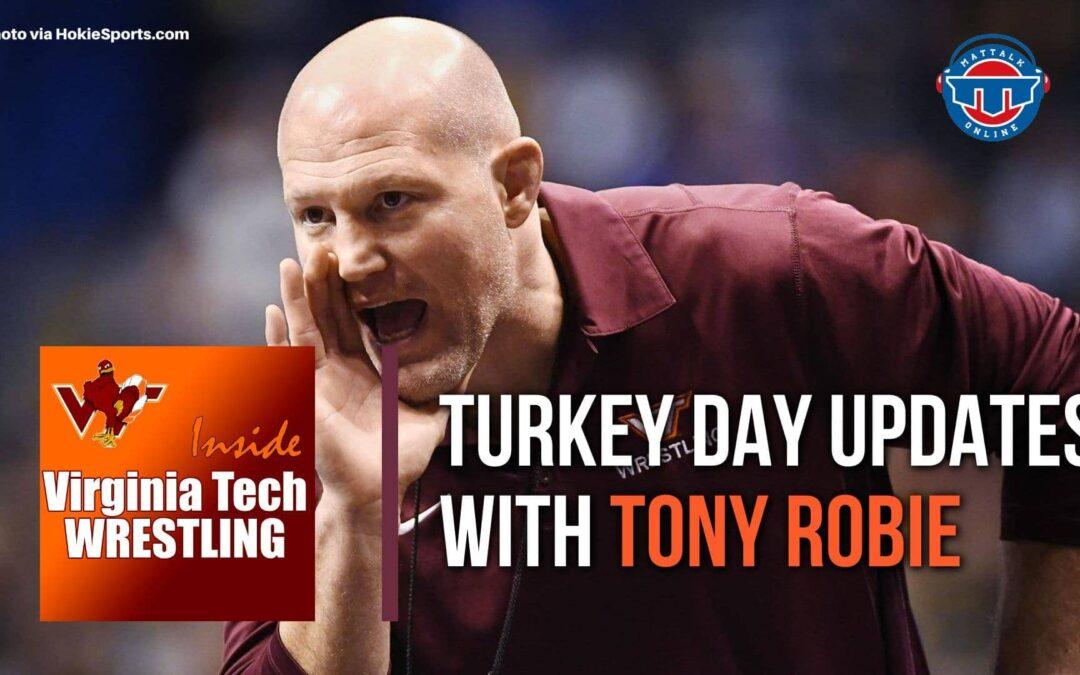 Talking Turkey with Tony Robie – VT100