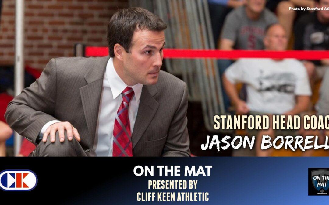 Stanford head coach Jason Borrelli – OTM619