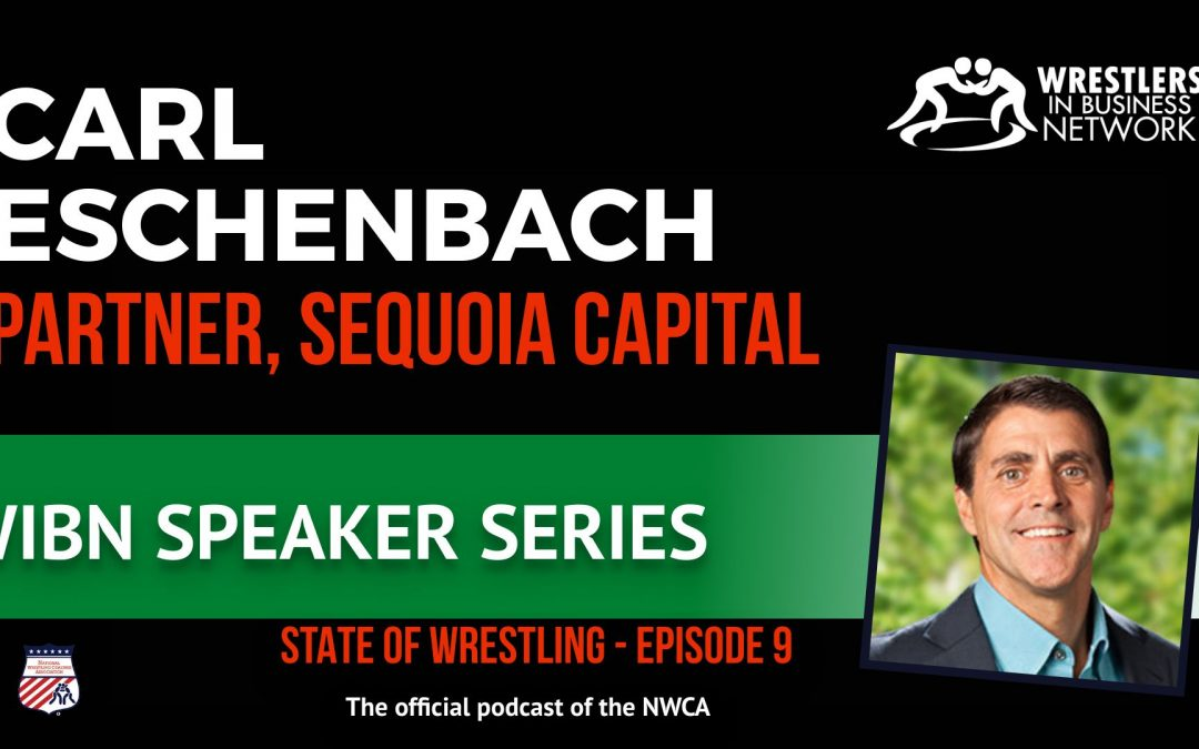 WIBN Speaker Series: Carl Eschenbach