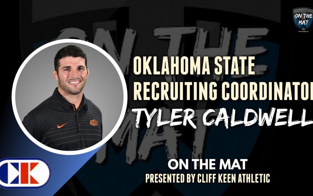 Oklahoma State Recruiting Coordinator Tyler Caldwell – OTM623