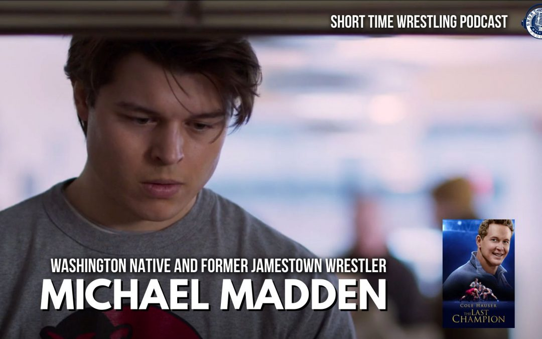 Former wrestler Michael Madden plays Deck Hines in The Last Champion