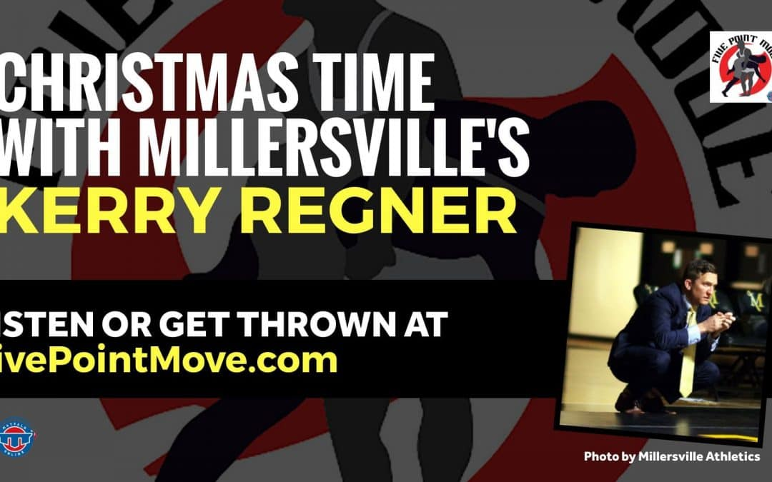 5PM43: Christmas Time with Millersville's Kerry Regner