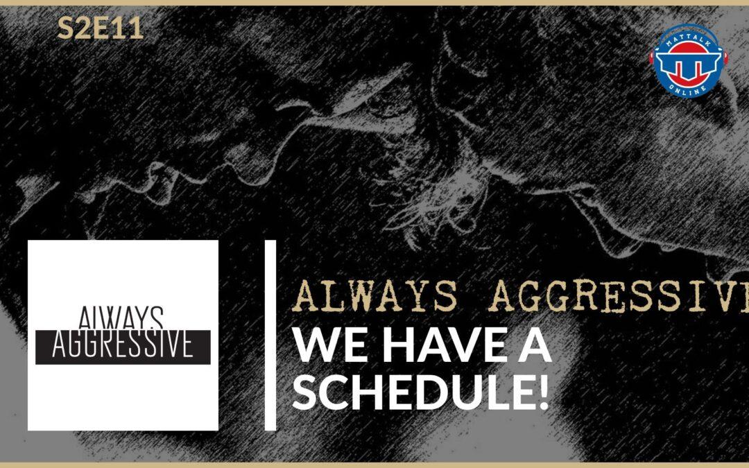 Talking Big Ten schedules – AAS2E11