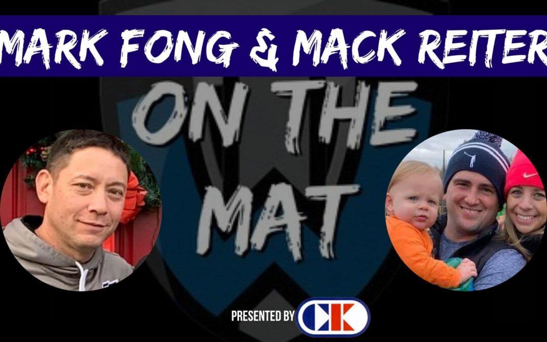 Overcomer Training Center's Mark Fong and Minnesota three-time All-American Mack Reiter – OTM626