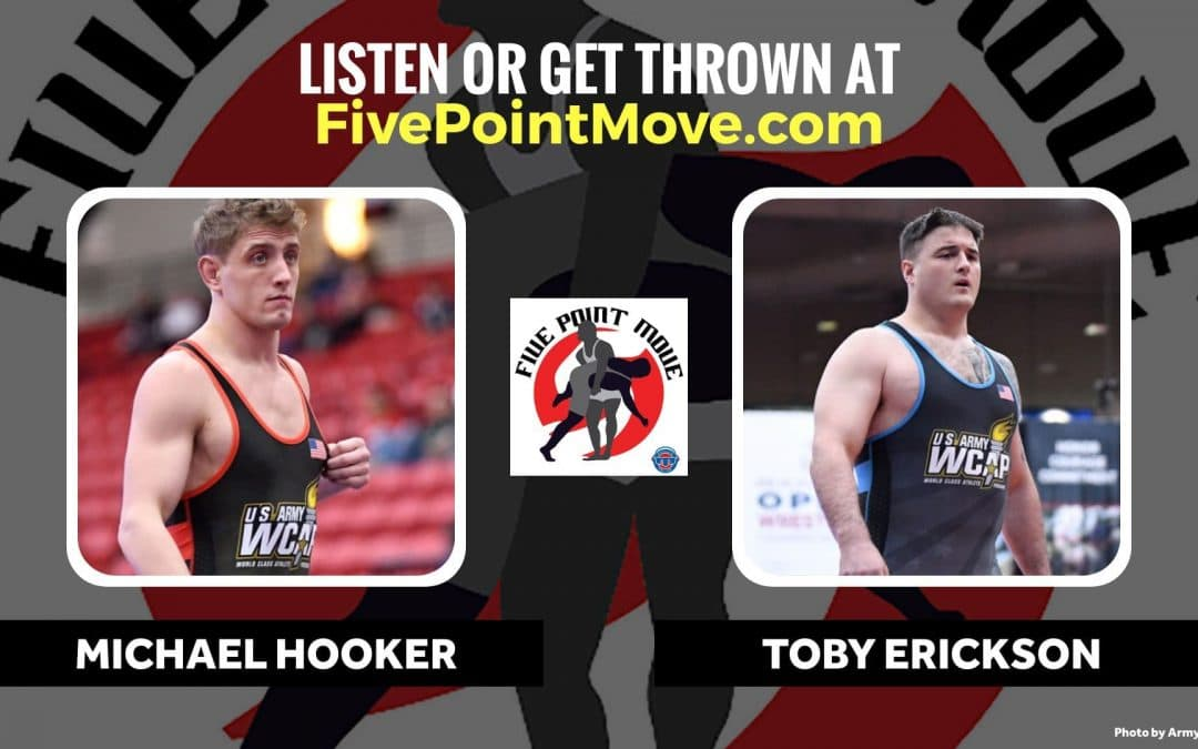 5PM44: Michael Hooker and Toby Erickson join the show