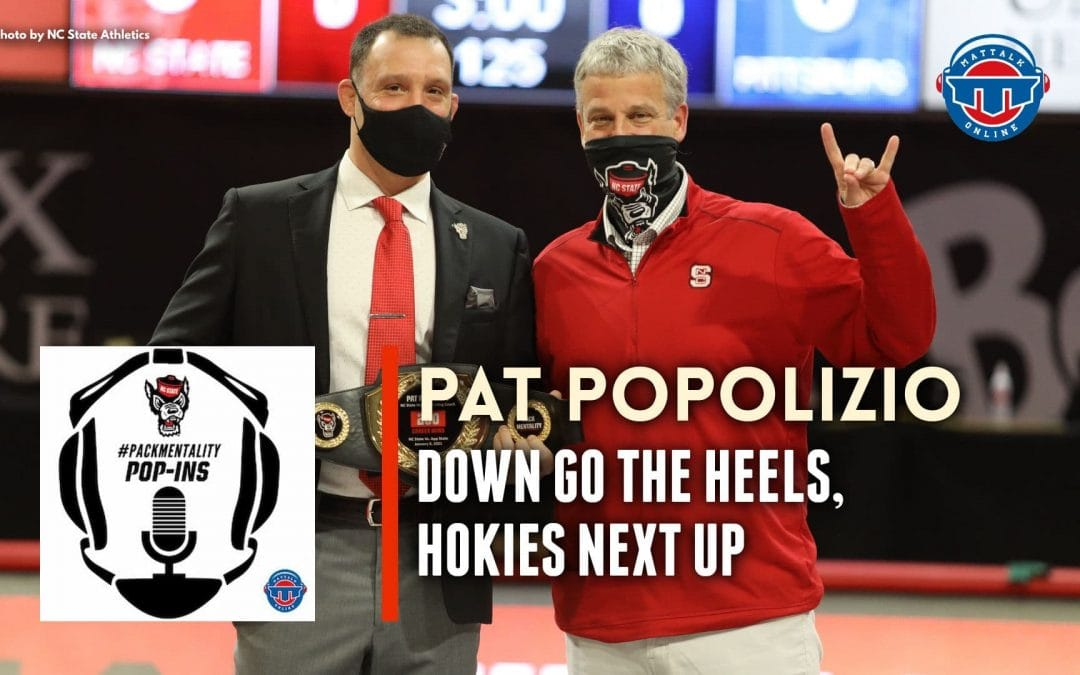 Top 10 battle against Hokies await the Wolfpack – NCS76