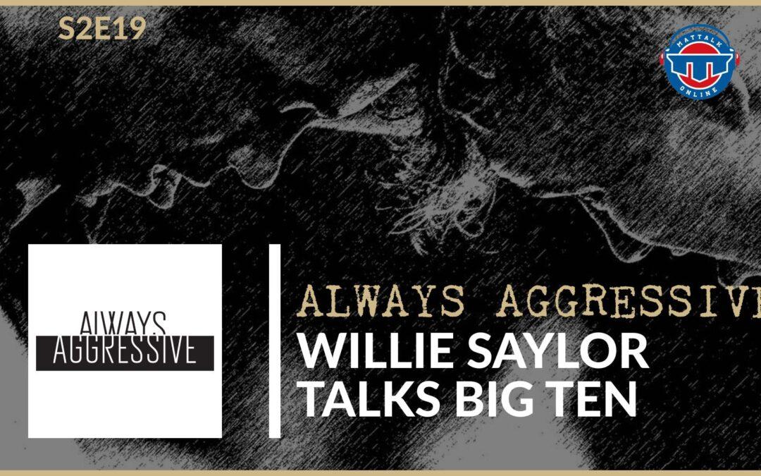 'Mat Scout' Willie Saylor talks Big Ten Tournament – AAS2E19