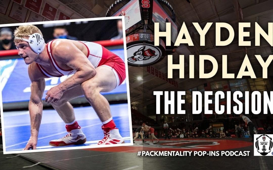 Four-time All-American Hayden Hidlay and The Decision – NCS80