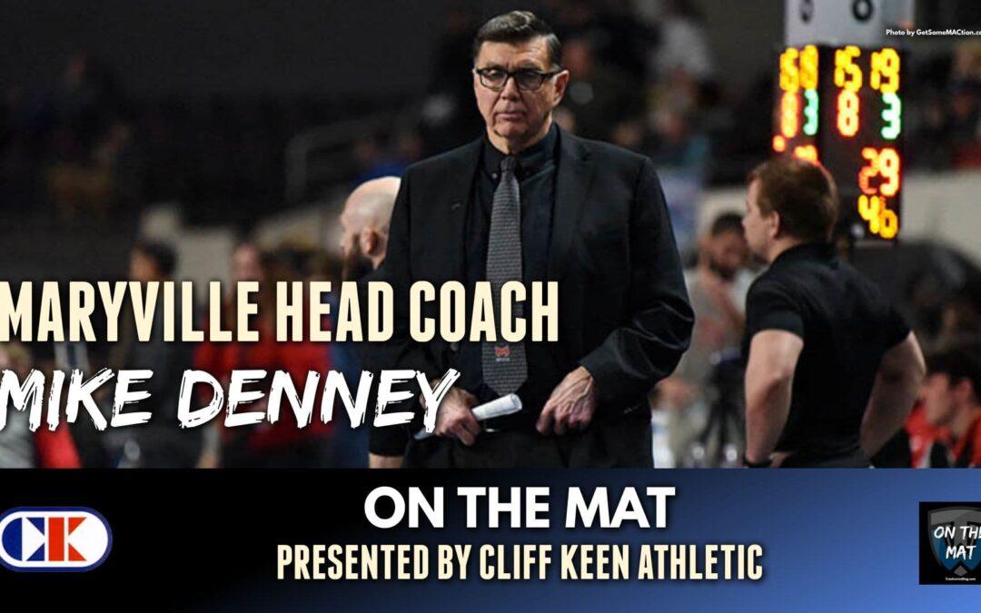 Maryville head coach Mike Denney – OTM630