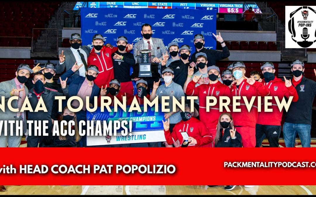The Wolfpack-centric NCAA Division I wrestling preview with Pat Popolizio – NCS79