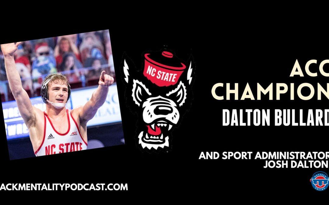 ACC Champion Daniel Bullard and Sport Administrator Josh Dalton – NCS78