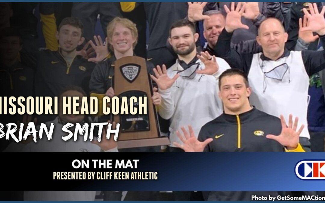 Mizzou head coach Brian Smith – OTM629