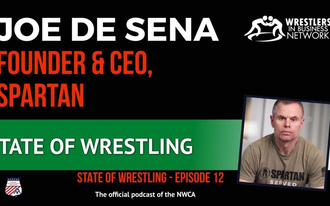 WIBN Speaker Series: Spartan Founder and CEO Joe De Sena – SOW12