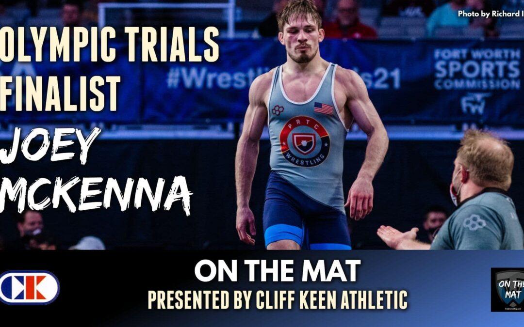 Olympic Trials finalist Joey McKenna of the Pennsylvania RTC – OTM632