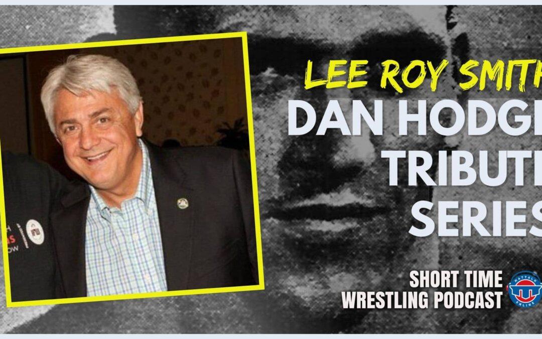 Dan Hodge Tribute Series: Lee Roy Smith