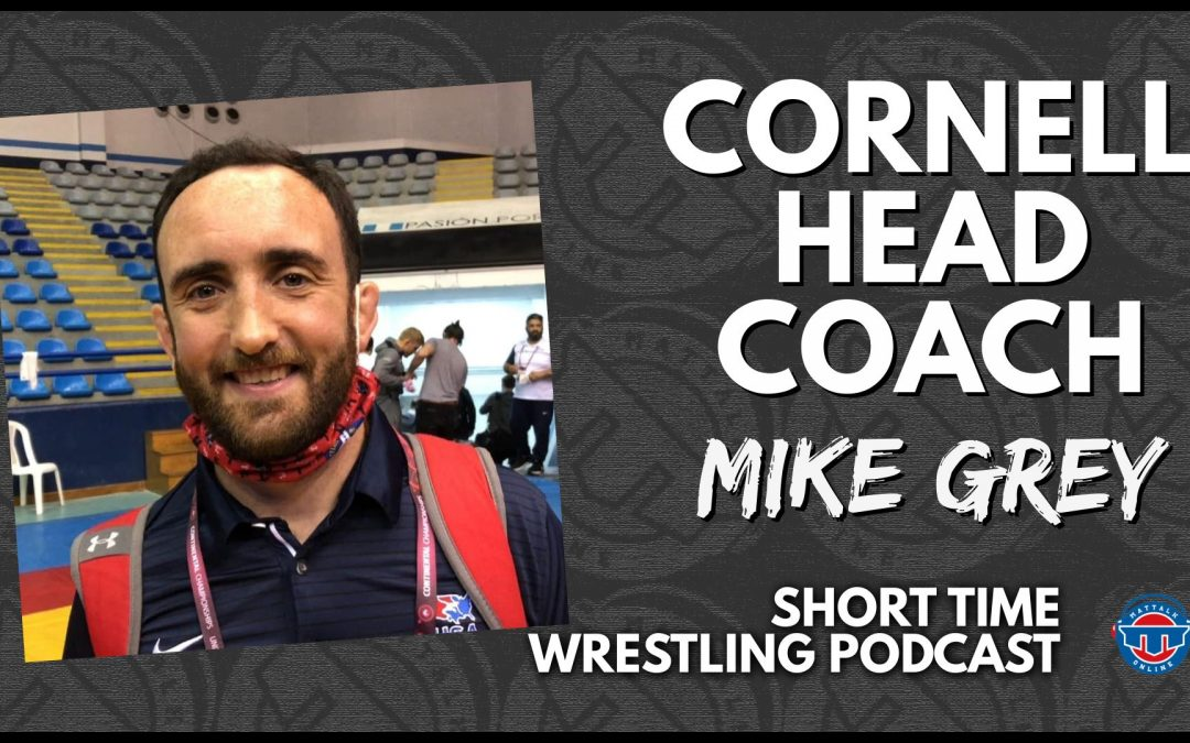 VIDEO: Cornell head coach Mike Grey assumes role while in Guatemala