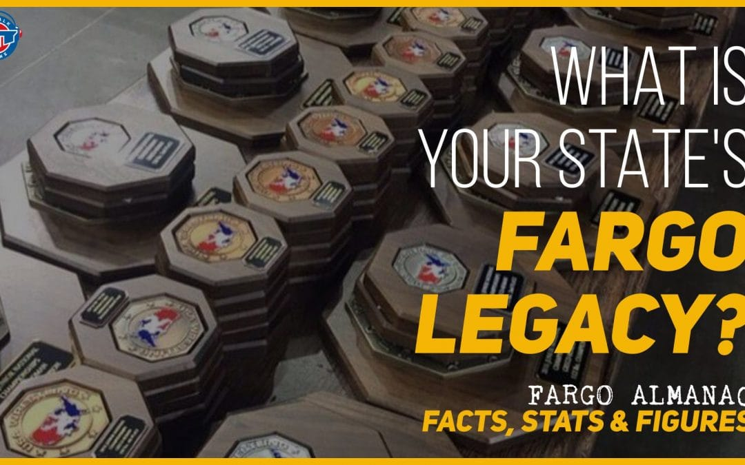 What is your state's Fargo legacy?