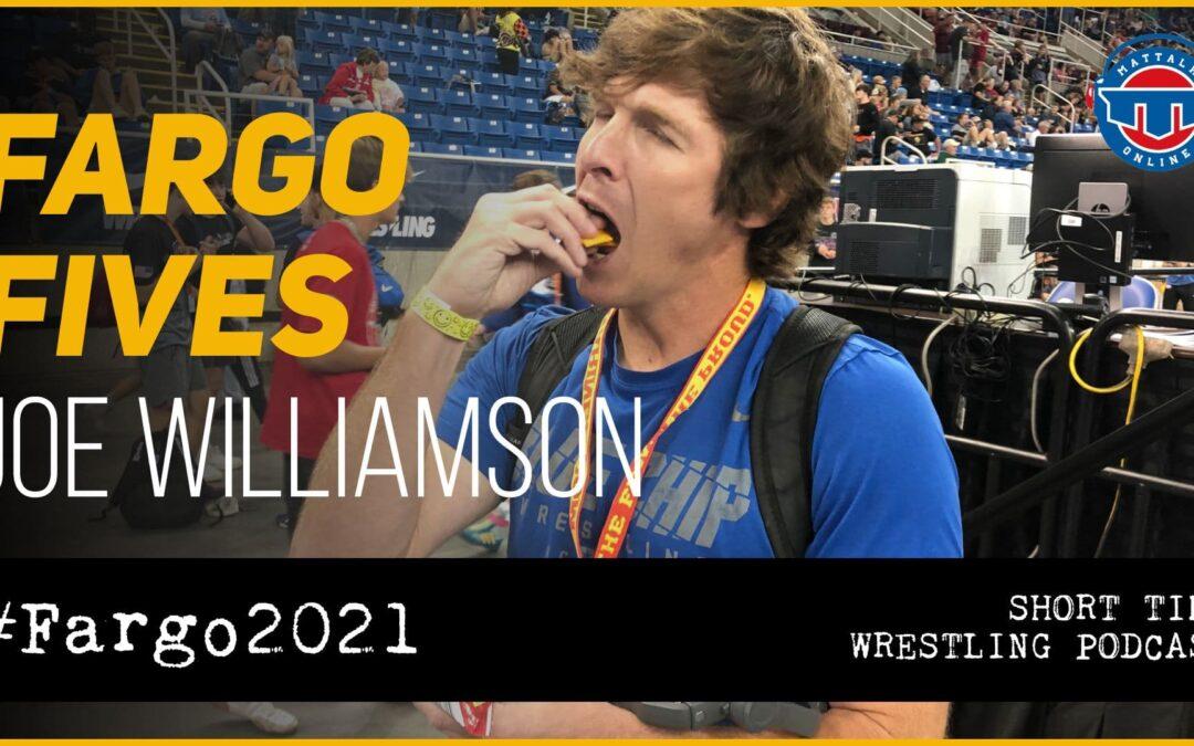 Fargo Fives: Joe Williamson of GroWrestling