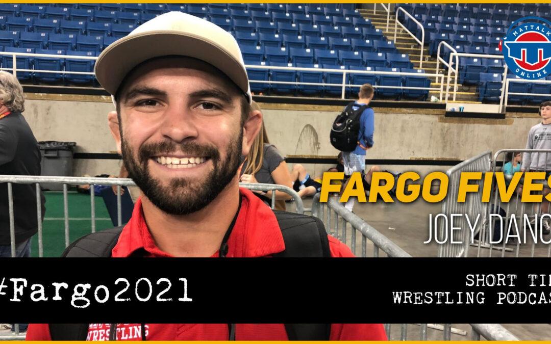 Fargo Fives: Davidson assistant coach Joey Dance