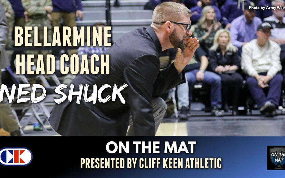 New Bellarmine head wrestling coach Ned Shuck – OTM633