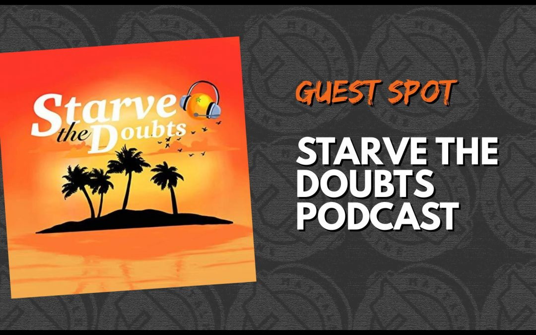 Guest Spot: Starve the Doubts with Jared Easley & Ms. Christine