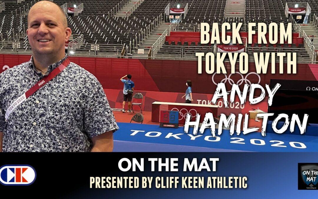 Andy Hamilton recaps the Tokyo 2020 Olympic Games – OTM634