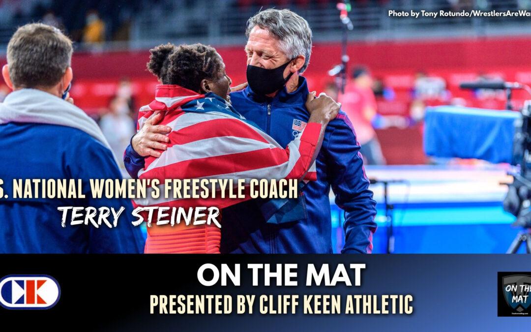 U.S. Women's Freestyle National Team Coach Terry Steiner – OTM636