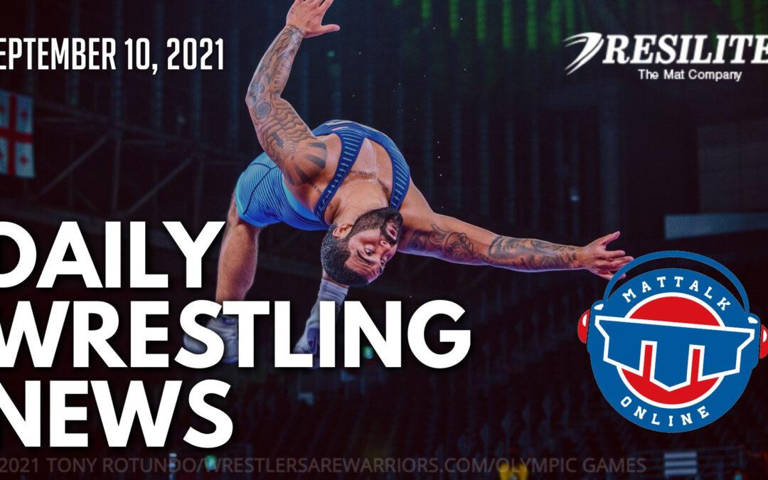 Daily Wrestling News for September 10, 2021